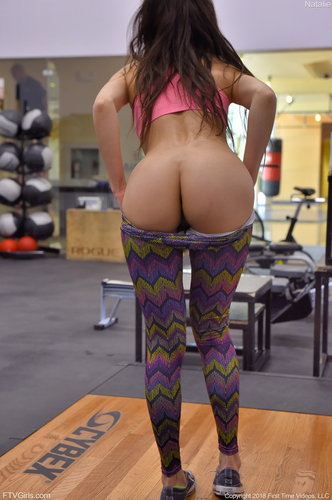 Amateur Wife Yoga Pants